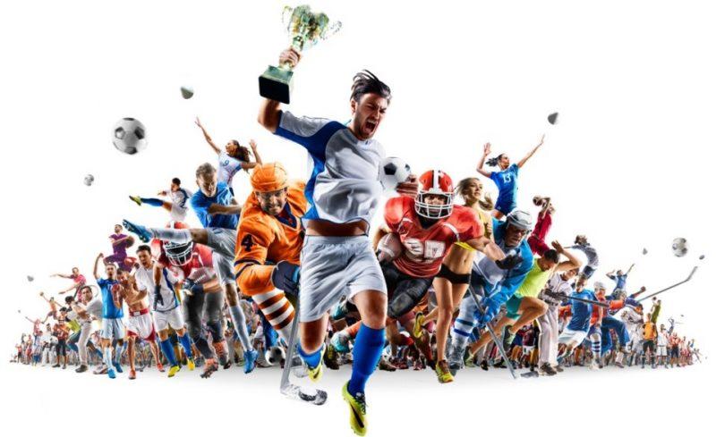 世界中のスポーツにベット