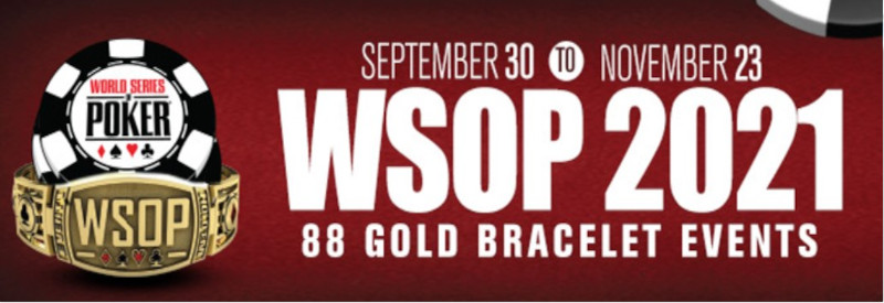 WSOP2021はライブで