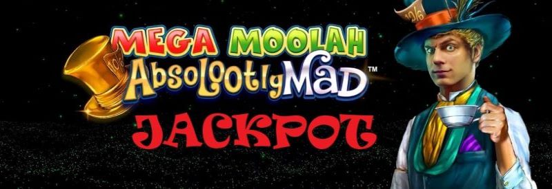 Absolootly mad ジャックポット
