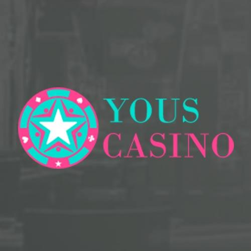 Yous Casino Logo