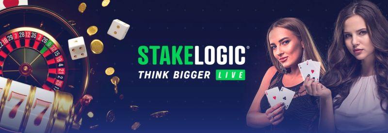 ステークロジック社がライブカジノに進出