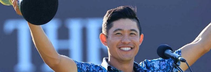 ゴルフ コリン・モリカワ全英勝利