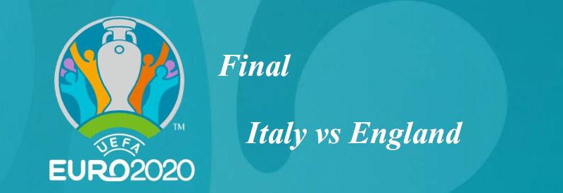 EURO2020決勝