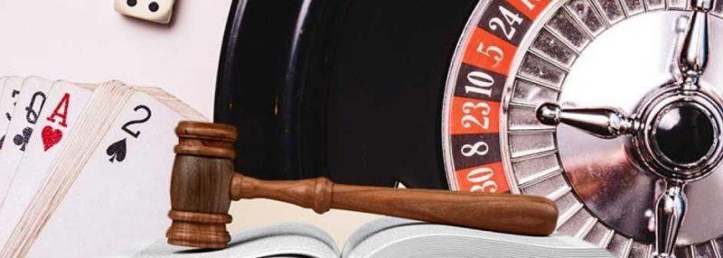 オンラインカジノに対する法ナシ