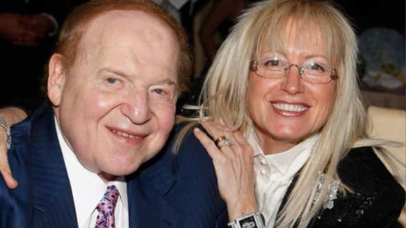 ミリアム・アデルソンが米国で最も裕福な400人にランクイン